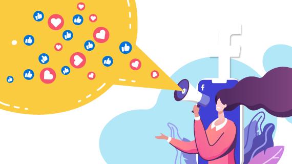 Facebook Responsive Content