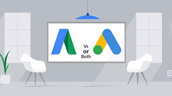 Google Adwords Express Vs Adwords or Both