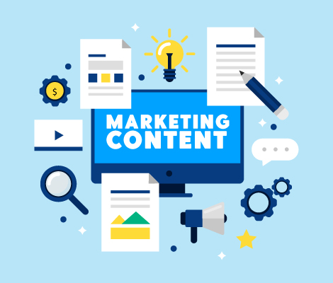 INCREASE SALES WITH CONTENT MARKETING