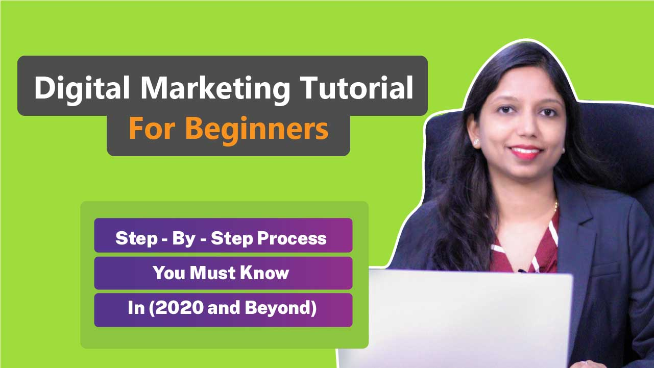 digital marketing tutorial for beginners