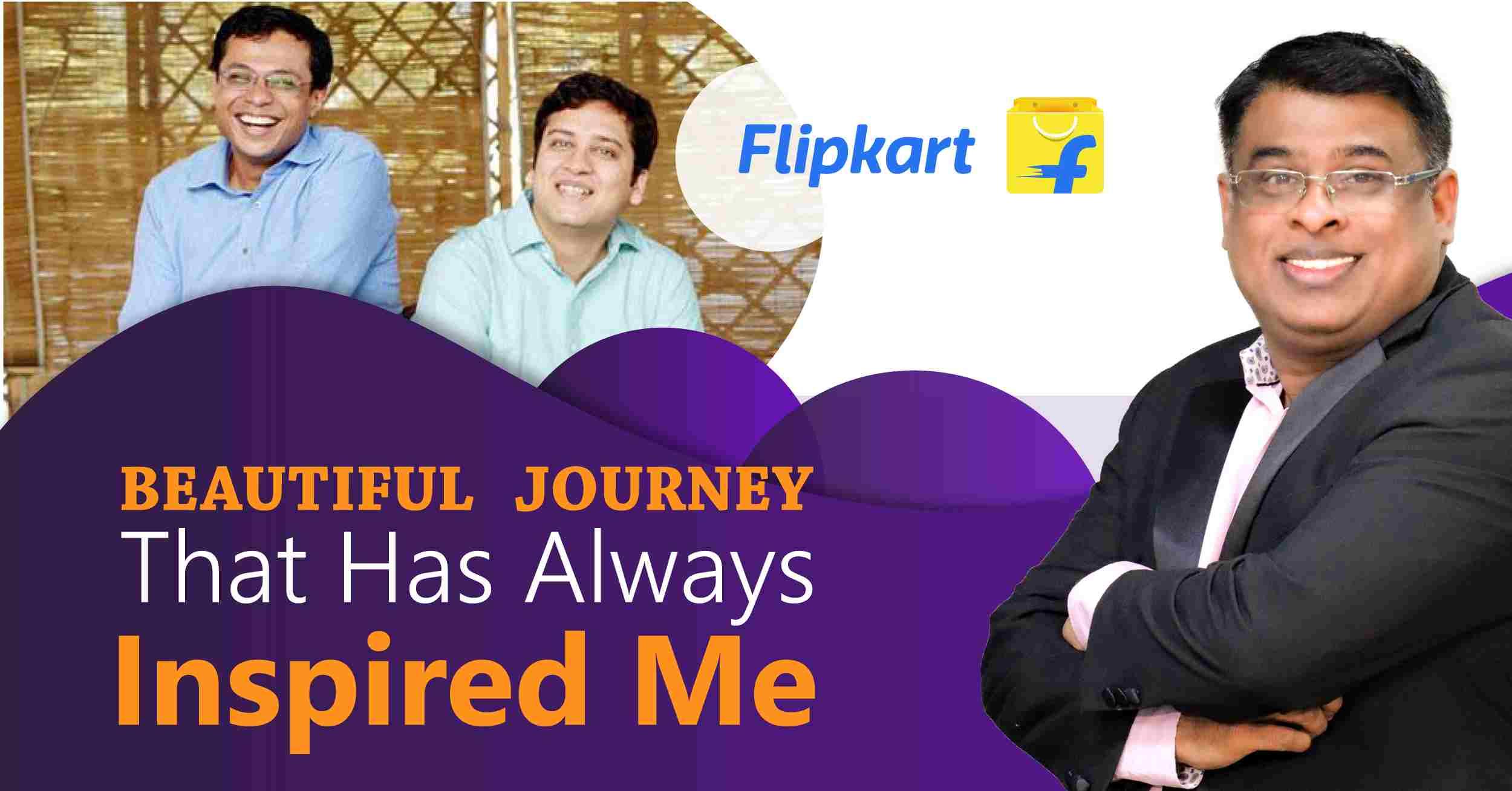 flipkart's inspirational story
